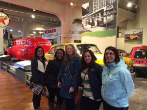 Group at The Henry Ford Museum